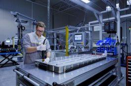 VNěmecku vznikla nová gigatovárna na baterie, ale Tesla to není