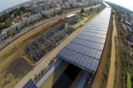 160 MW: První kanál se může změnit vobří solární elektrárnu ve Španělsku