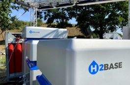 Případová studie: Jak obstál vreálném provozu vodíkový generátor H2BASE na festivalu ROCK FOR PEOPLE 2021?