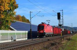 Po vzoru Rakouska začíná Správa železnic využívat výrobu elektřiny ze Slunce