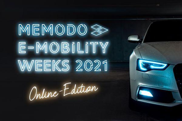 Memodo E-mobility weeks 2021: Pozvánka na odborné webináře o e-mobilitě zdarma