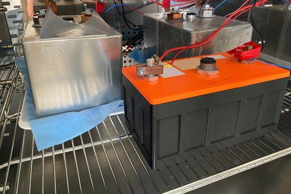 Vtovárně na baterie HE3DA se staví nová výrobní linka. Jaké další novinky chystá firma?