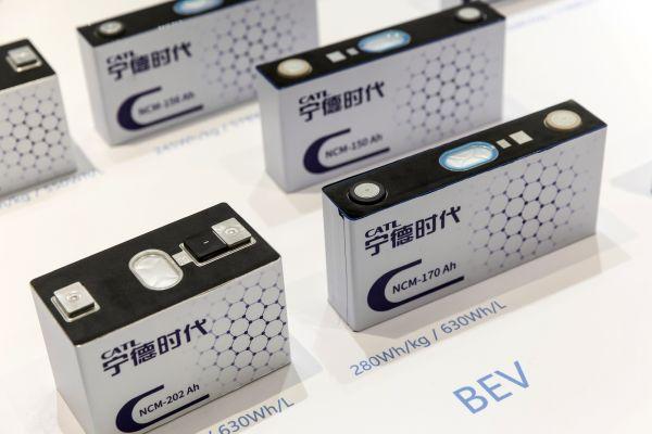 110 miliard: Gigant CATL postaví v Číně obří továrnu na recyklaci baterií