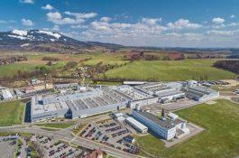 Závod Škoda Auto ve Vrchlabí pohánějí zcela obnovitelné zdroje